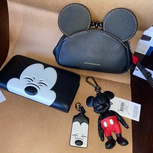 Coach x Disney Mickey Mouse 2016 collection